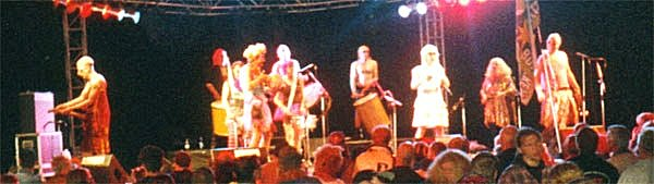 Methadone Maracatu at Roskilde